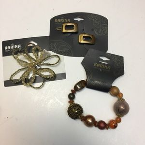 Marina Hair Accessories NWT